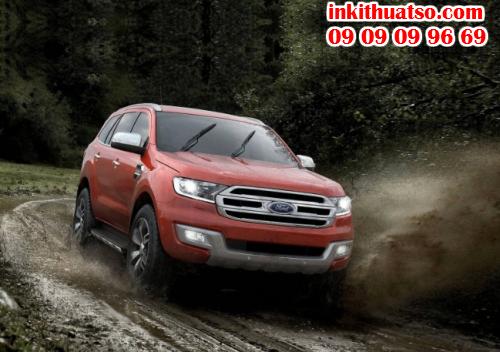 Đánh giá Ford Everest